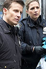 Will Estes and Vanessa Ray in Blue Bloods (2010)