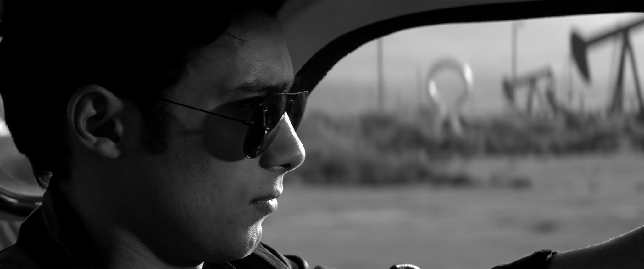Arash Marandi in A Girl Walks Home Alone at Night (2014)