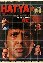 Hatya 1998 Hindi Movie WebRip 400mb 480p 1.2GB 720p 4GB 1080p