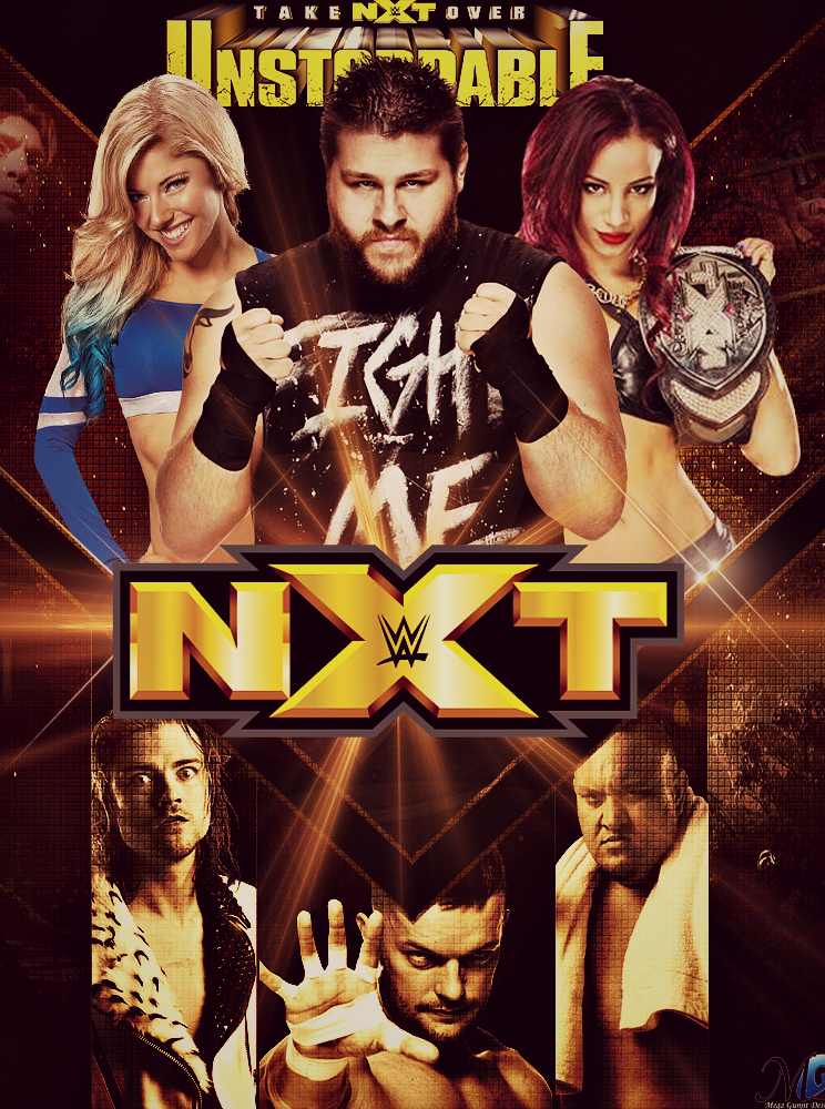 WWE NXT (1st April 2020) English 480p HDTV 280MB