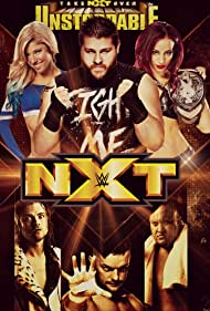 Brian Kendrick, Joe Seanoa, Kevin Steen, Pamela Martinez, Fergal Devitt, and Lexi Kaufman in WWE NXT (2010)