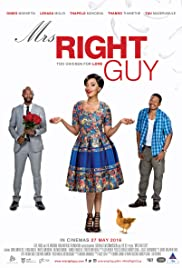 Mrs Right Guy Poster