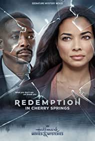Keith D. Robinson and Rochelle Aytes in Redemption in Cherry Springs (2021)