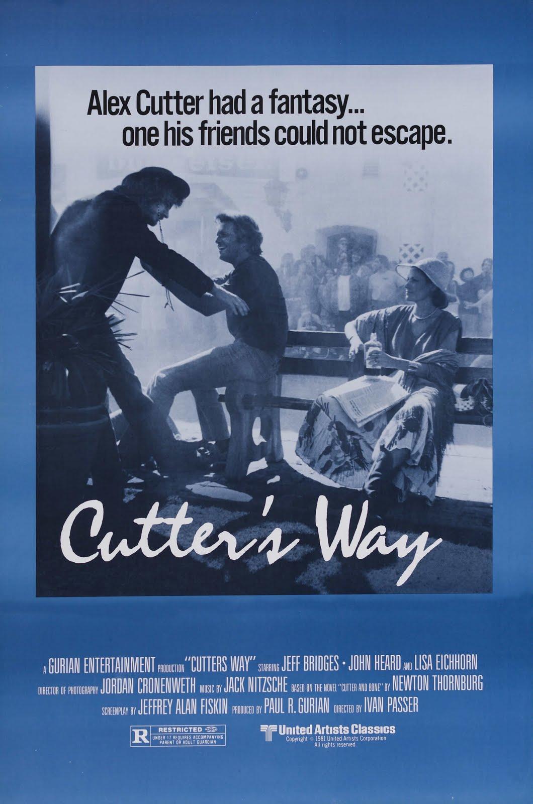 Cutter's Way (1982)