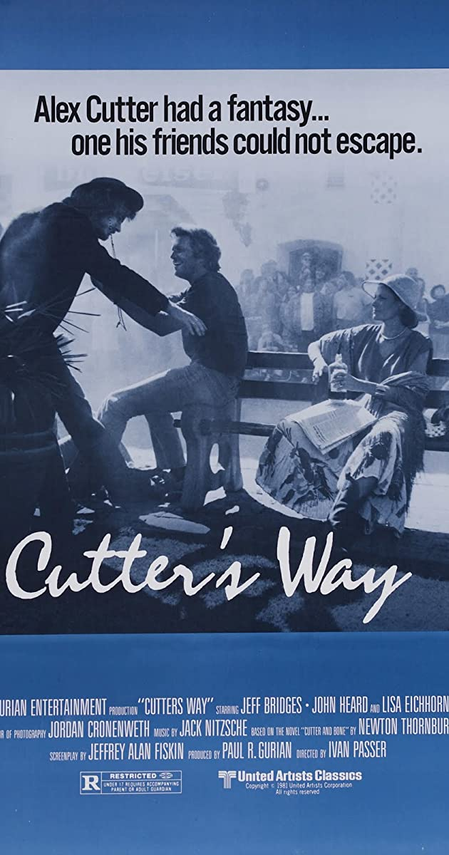 Subtitle of Cutter's Way