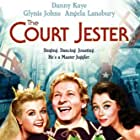Danny Kaye, Angela Lansbury, and Glynis Johns in The Court Jester (1955)