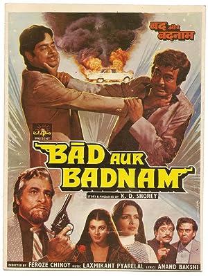 Bad Aur Badnaam movie, song and  lyrics