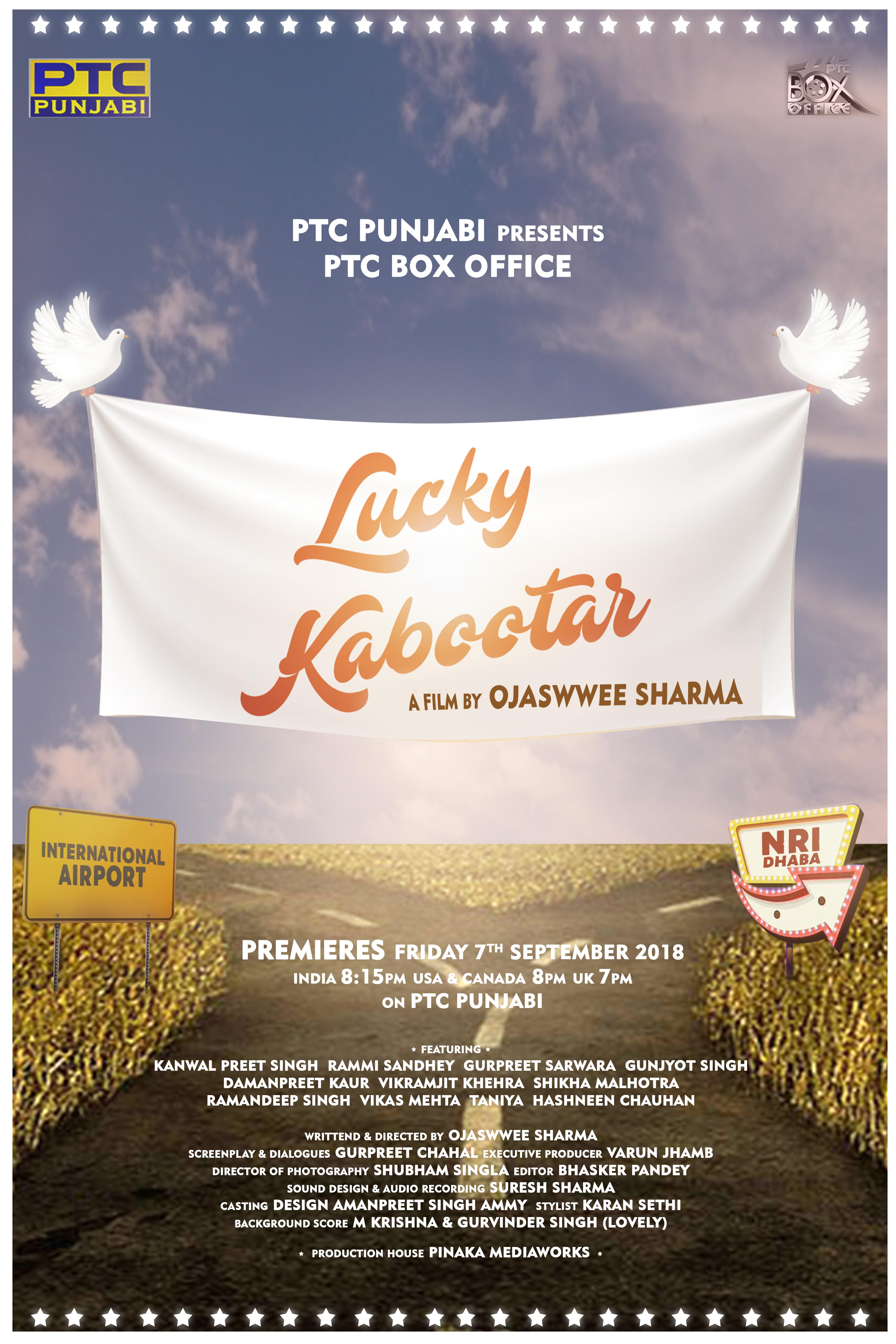 Lucky Kabootar (TV Movie 2018) - IMDb