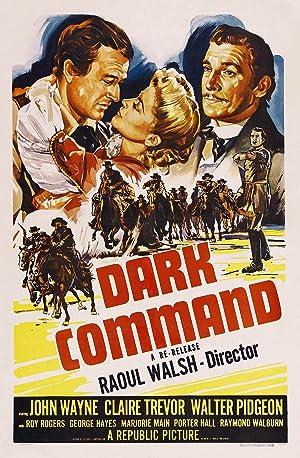 Where to stream Dark Command