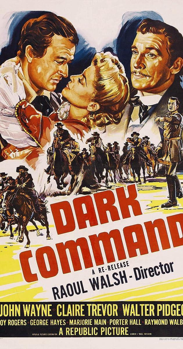 Subtitle of Dark Command