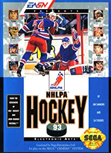NHLPA Hockey '93 by