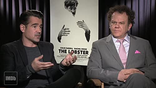 Colin Farrell and John C. Reilly on the Language of 'The Lobster'