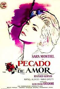Primary photo for Pecado de amor