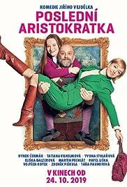 Poslední aristokratka Poster