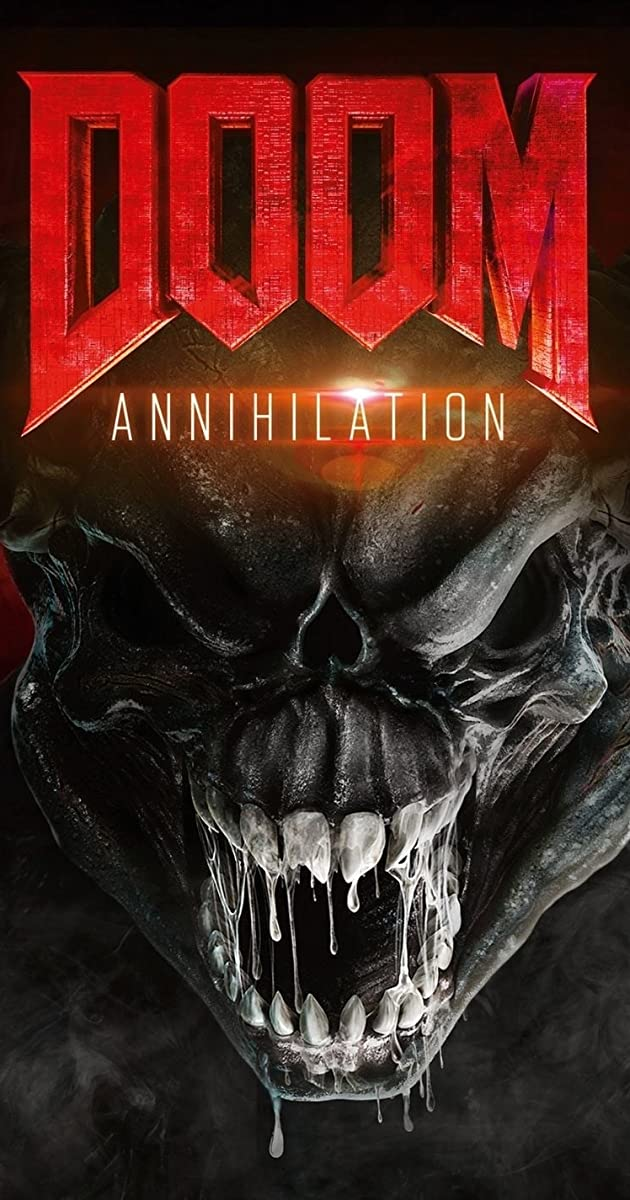 Doom Annihilation 2019 Imdb