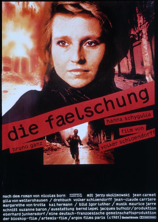 Die Fälschung (1981)