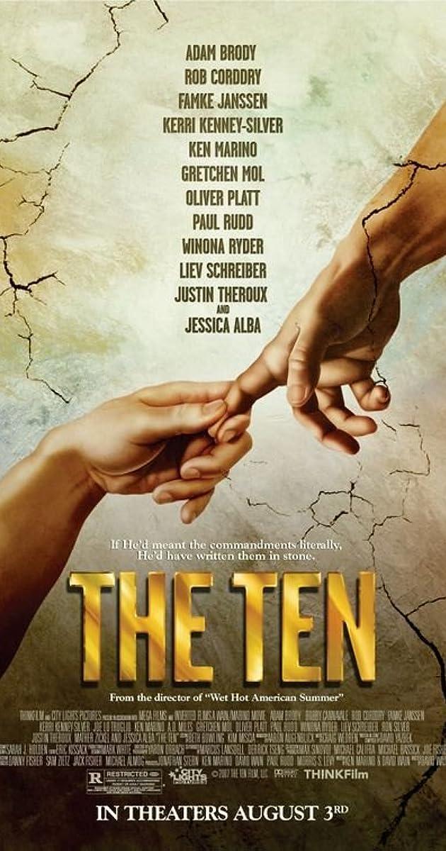 Subtitle of The Ten