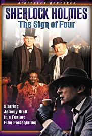 The Sign of Four (1987) Poster - Movie Forum, Cast, Reviews