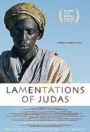 Lamentations of Judas Poster