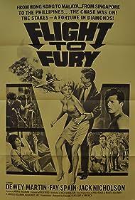 Flight to Fury (1964) Poster - Movie Forum, Cast, Reviews