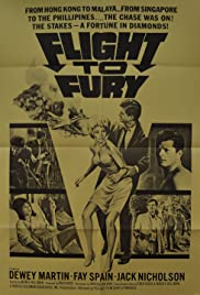 Flight to Fury Poster