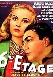 Sixième étage Poster