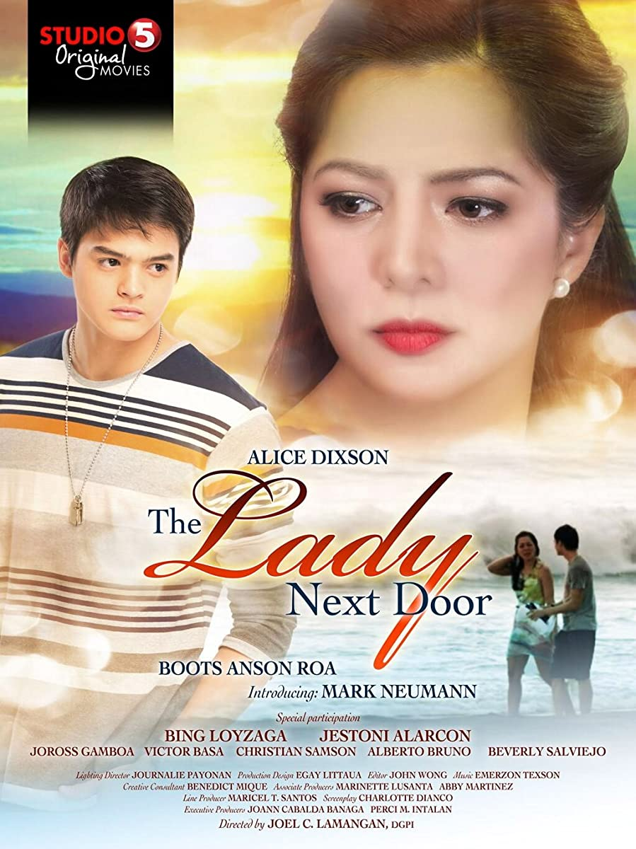sc 1 st  IMDb & The Lady Next Door (TV Movie 2014) - IMDb