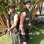 Samson Ghaffary and Rigo Obezo in Monster Hunters USA and Day Care Center (2015)