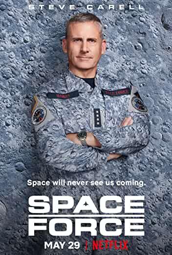 """""""Space Force"""" Official Trailer"""