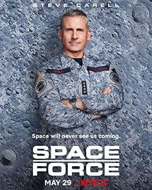 Download Space Force Season 1 All Episodes In English 720p [300MB]