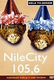 NileCity 105.6 Poster