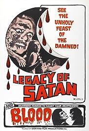 Legacy of Satan Poster
