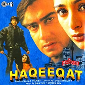 Rajeev Kaul (screenplay) Haqeeqat Movie