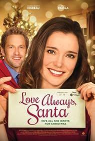 Marguerite Moreau and Mike Faiola in Love Always, Santa (2016)