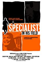 A Specialist in His Field
