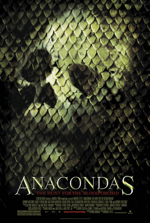 ANAKONDA 2: KRUVINOSIOS ORCHIDĖJOS BEIEŠKANT (2004) / ANACONDAS: THE HUNT FOR THE BLOOD ORCHID