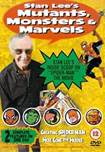 Movies watching site Stan Lee's Mutants, Monsters \u0026 Marvels USA [480x360]