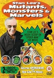 Movies watching site Stan Lee's Mutants, Monsters \u0026 Marvels USA [480x360]