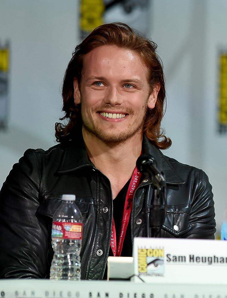 笑顔のサムヒューアン