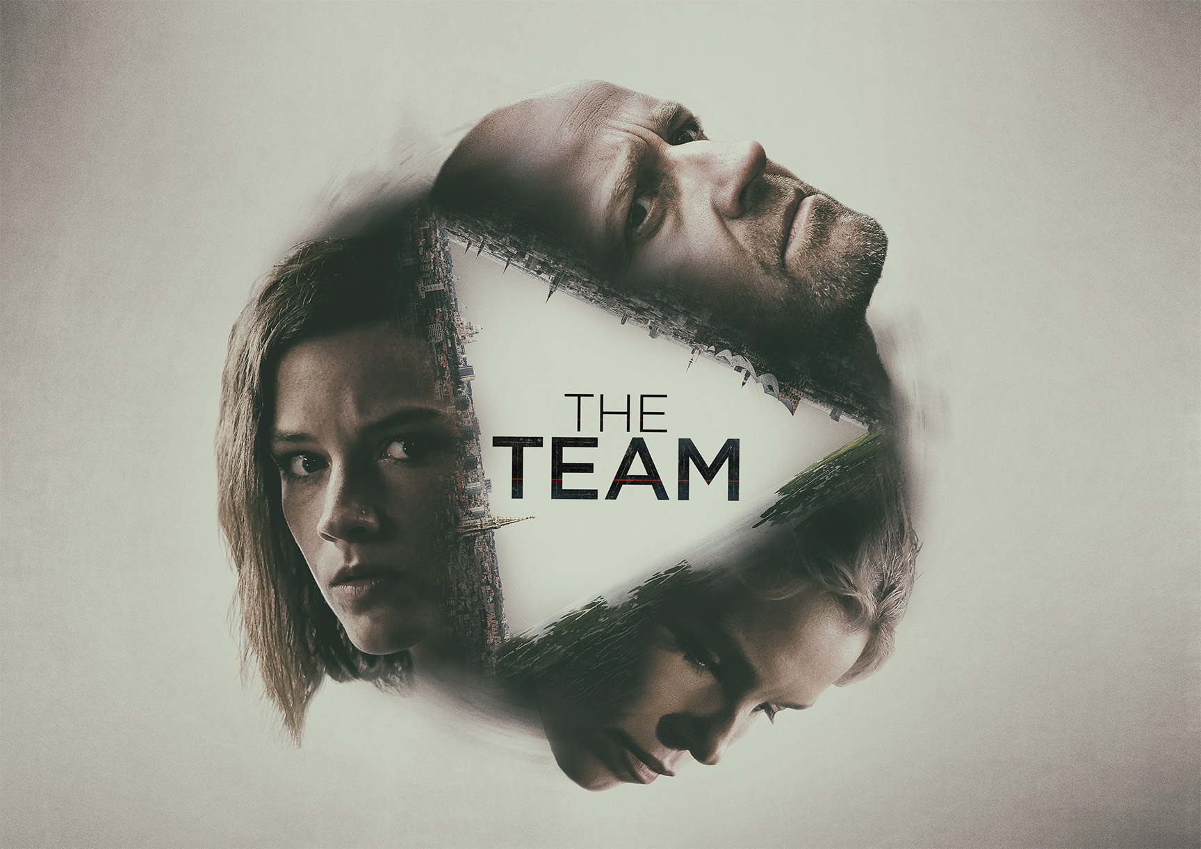 KOMANDA (1 Sezonas) / THE TEAM Season 1