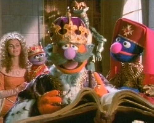 Sesame Street: CinderElmo
