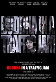 Buddha in a Traffic Jam Poster