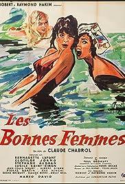 Les Bonnes Femmes Poster