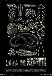 Loja de Répteis Poster