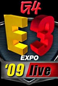 Primary photo for E3 '09 Live