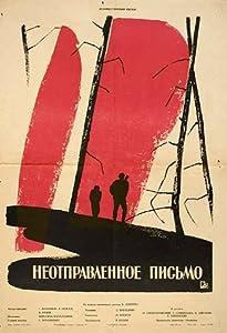Adult download dvd movie site Neotpravlennoe pismo by Mikhail Kalatozov [1280x544]