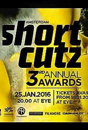Shortcutz Amsterdam Annual Awards Poster