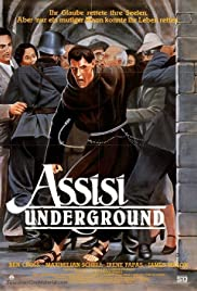 The Assisi Underground (1985) Poster - Movie Forum, Cast, Reviews
