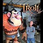 Kristian Kamp at an event for Troll: The Tale of a Tail (2018)