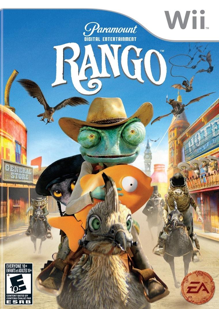 Rango Video Game 2011 Imdb